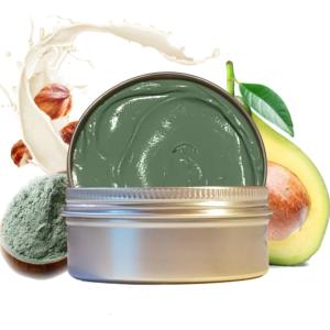 maschera argilla verde
