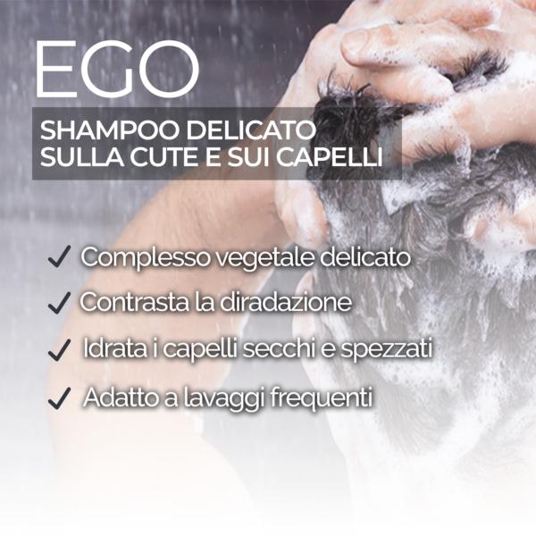 shampoo professionale capelli